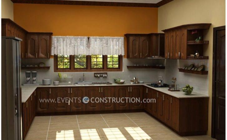 Interior Design Kitchen Kerala Style Home