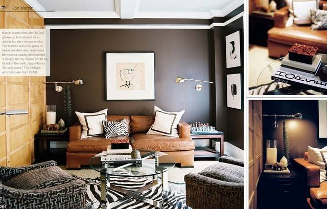Interior Design Living Room Color Schemes Brown Couch Chocolate
