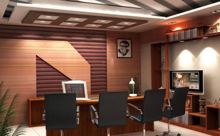 Interior Design Luxury Office Nurani