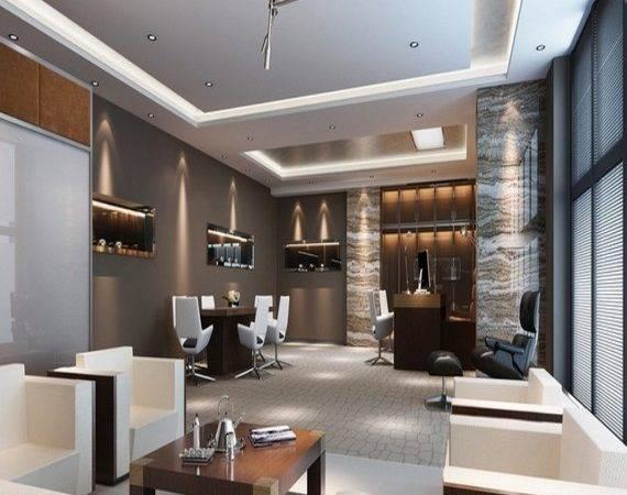 Interior Design Modern Ceo Office Large Executive