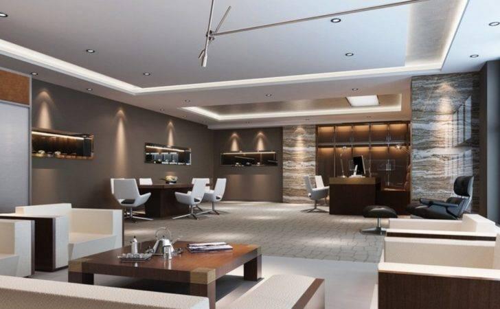 Interior Design Modern Office House