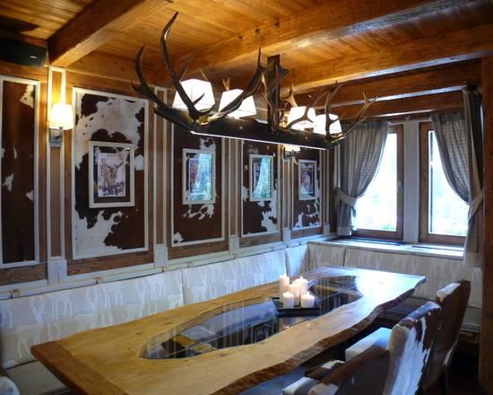 Interior Design Natural Oak Dining Table Glass Top Decor