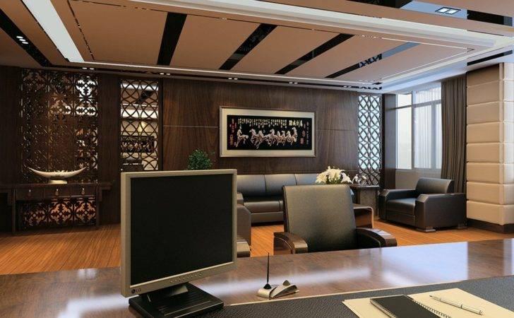 Interior Design Office Designs Executive Modern