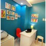 Interior Design Pediatric Clinic Gayatin Custodio