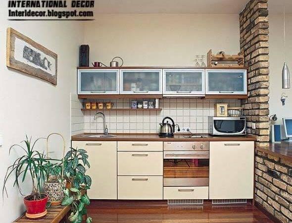 Interior Design Small Kitchen Solutions