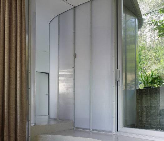 Interior Design Used Modern Decor House Spain Glass