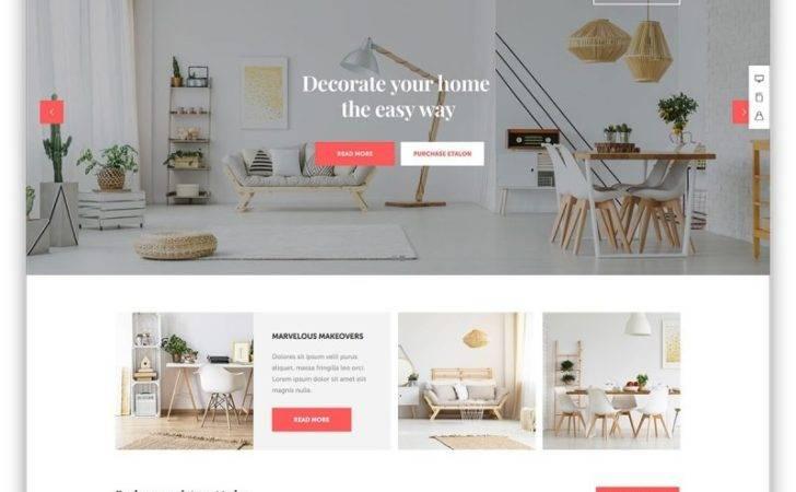 Interior Design WordPress Themes Billingsblessingbags