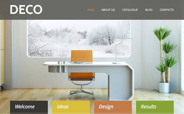 Interior Design WordPress Themes Boost Your