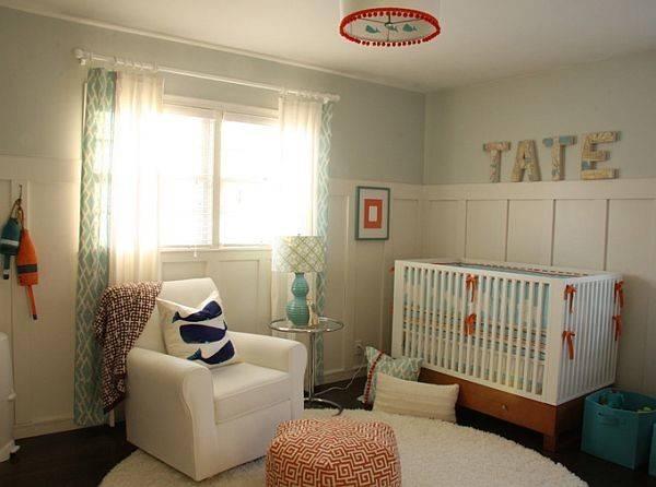 Interior Designer Nursery Tate Fresh Beautiful