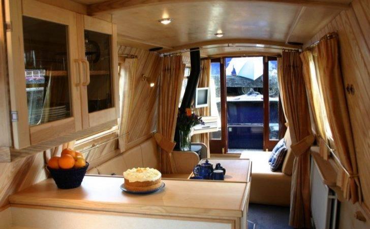 Interior Designer Walnut Designs Narrowboat Design