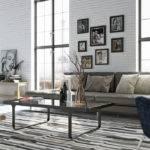 Interior Designs Filled Texture
