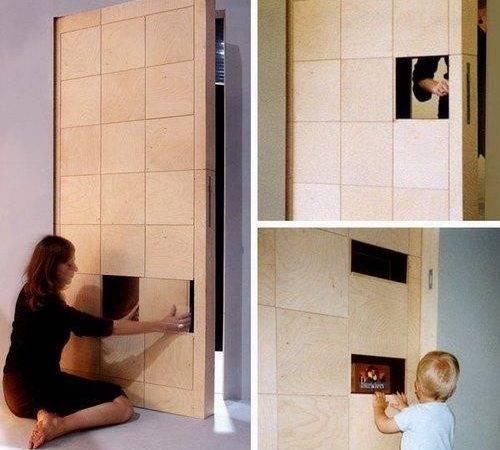 Interior Doors Adding Surprising Accents Modern Design