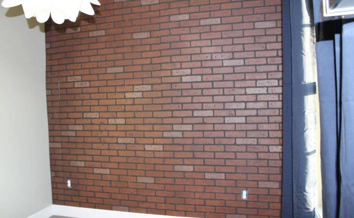 Interior Faux Brick Panels Nice Paneling