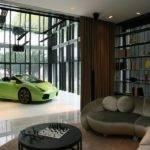 Interior Garage Apartment Floor Design Plans Stroovi