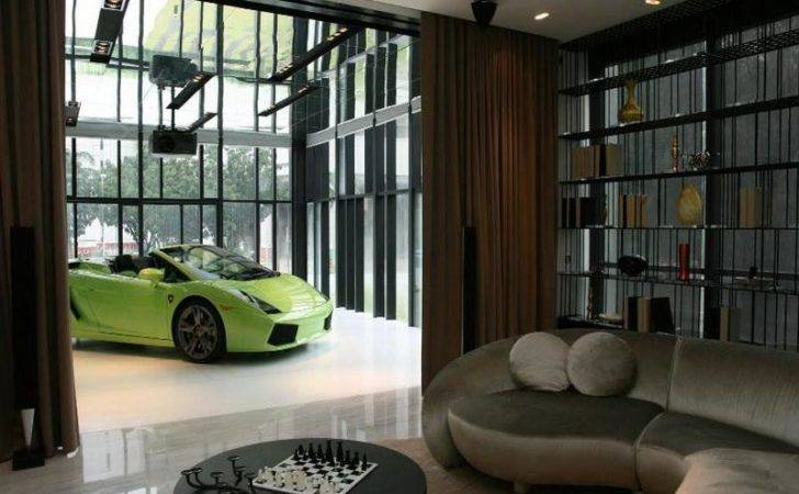 Interior Garage Apartment Floor Design Plans Stroovi