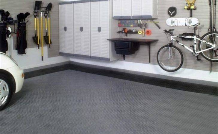Interior Garage Designs Organization Ideas