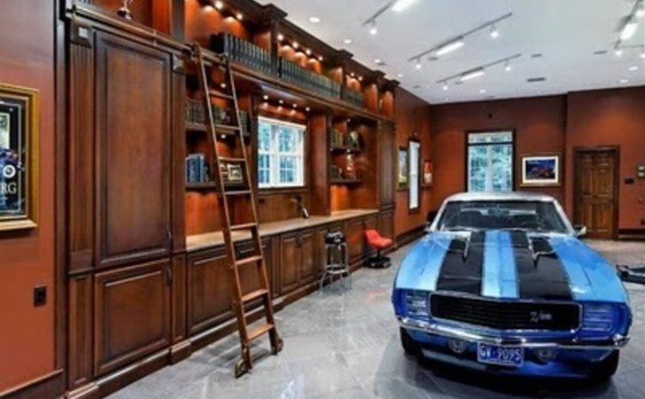 Interior Garage Designs Super Design Inpirations Car