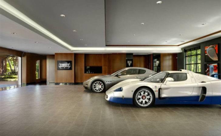 Interior Garage Designs