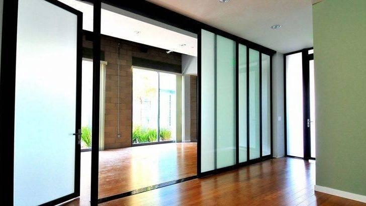 Interior Glass Doors Get Custom