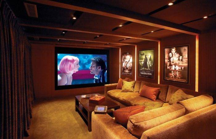 Interior Importance Entertainment Room