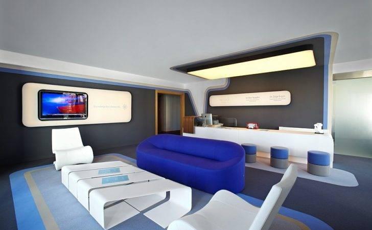 Interior Istanbul Plastic Surgery Clinic Iglo Architects