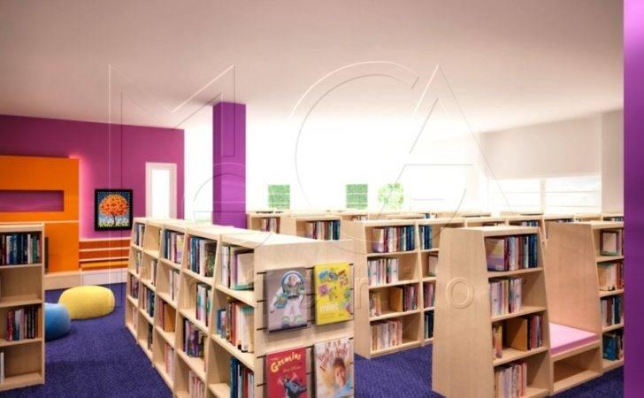 Interior Library Design Home Interiors