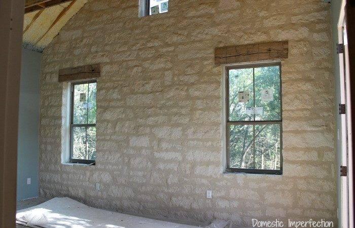 Interior Limestone Domestic Imperfection