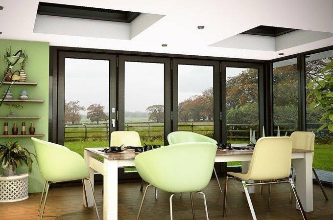Interior Modern Conservatory Contemporary Style