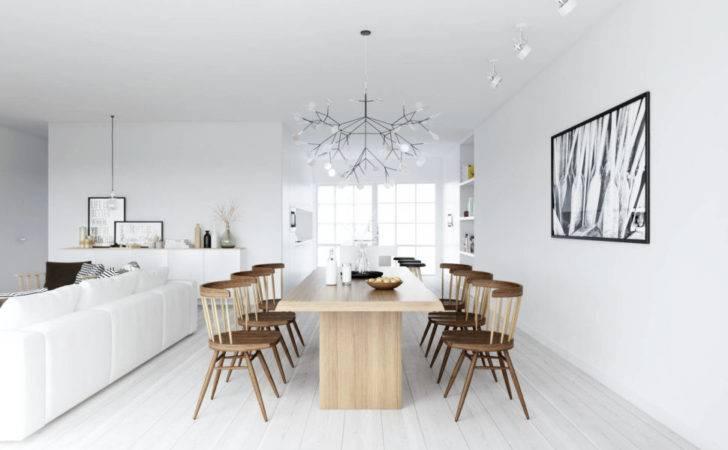 Interior Nordic Design Also Gorgeous