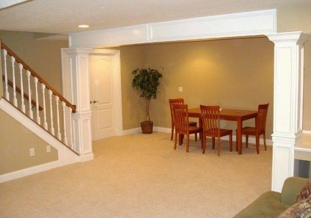 Interior Paint Colors Basements