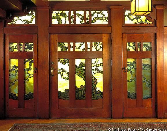 Interior Photographs Gamble House