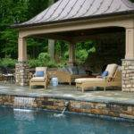 Interior Pool Design House Maryland