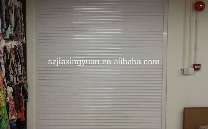 Interior Roll Door Buy Aluminum