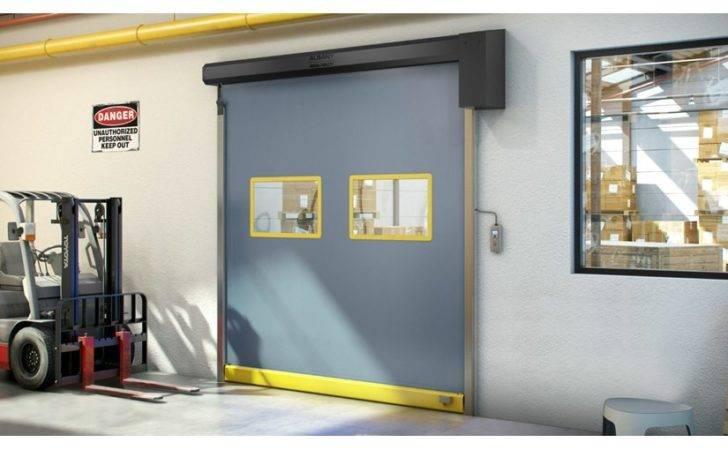 Interior Roll Doors Albany High Speed Door