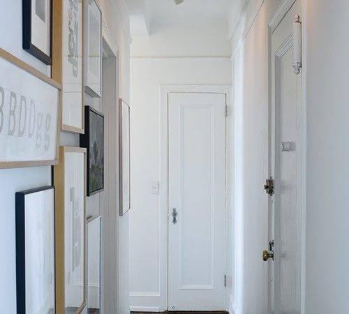 Interiorplan Design Small Narrow Hallway Color Ideas