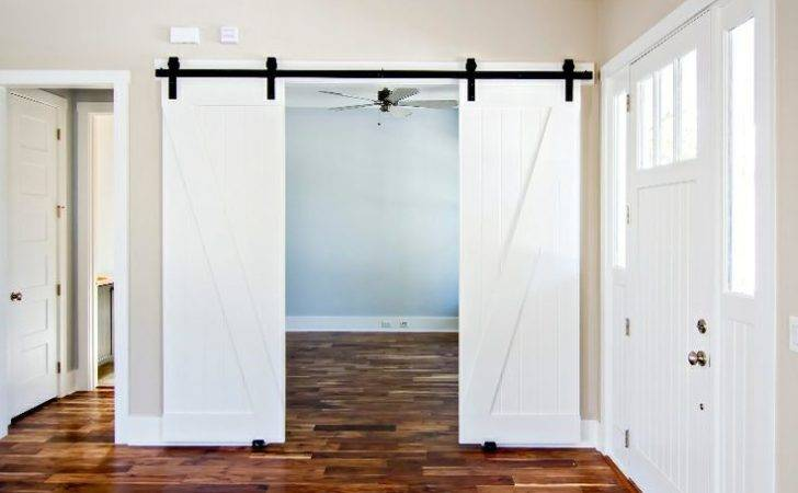 Interiors Barn Doors Sliding Interior Finishing Pinterest