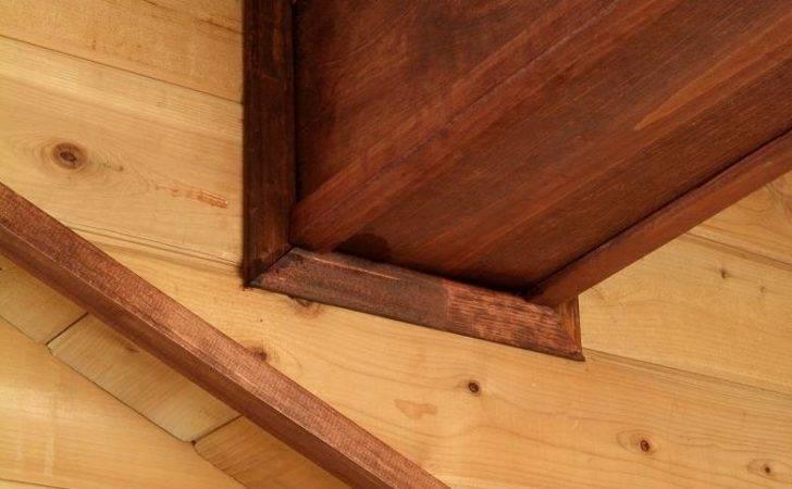 Interiors Log Cabin Paneling Cedar Redwood