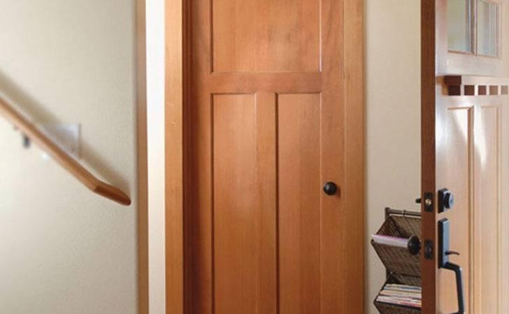 Interiors Pine Bedroom Door Interior Built