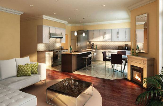 Interiors Pre Sale North York Aria Townhome Collection