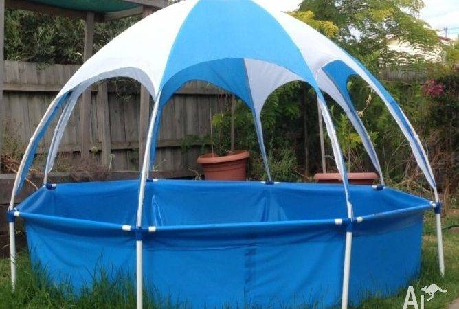 Intex Sun Shade Inflatable Kids Swimming Pool Canopy