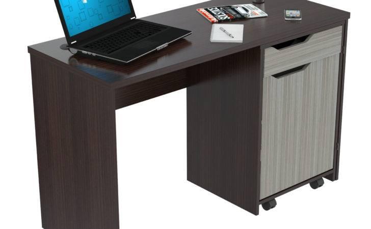 Inval Computer Desk Storage Reviews Wayfair