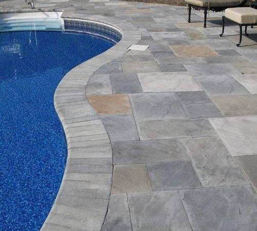 Ipad More Patio Design Concrete Around Pool Landscaping