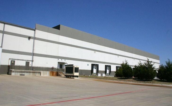 Iris Usa Warehouse Distribution Center Addition Mesquite Texas