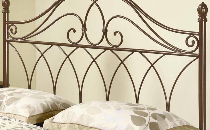 Iron Beds Headboards Fullqueen Brown Metal Headboard Lowest