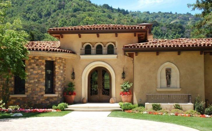 Iron Doors Exterior Mediterranean Arch Arched Front Door
