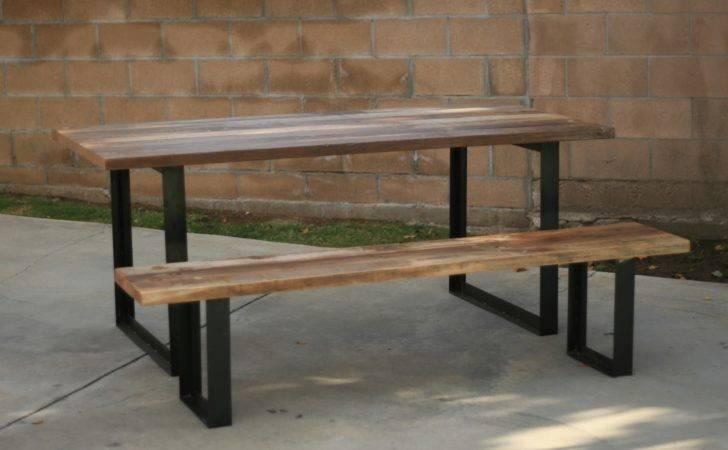 Iron Table Legs Best Diy Metal Ideas