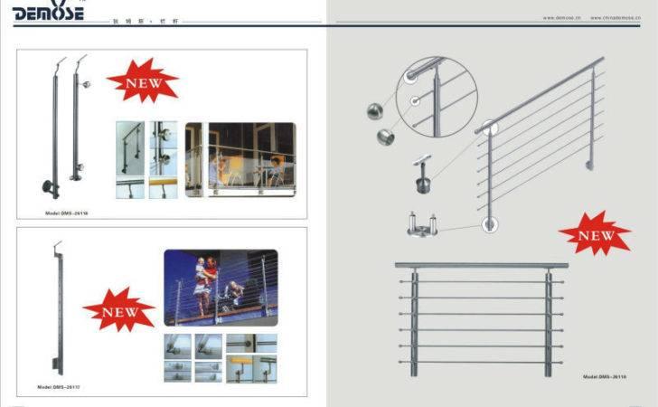 Iron Terrace Railing Designs India
