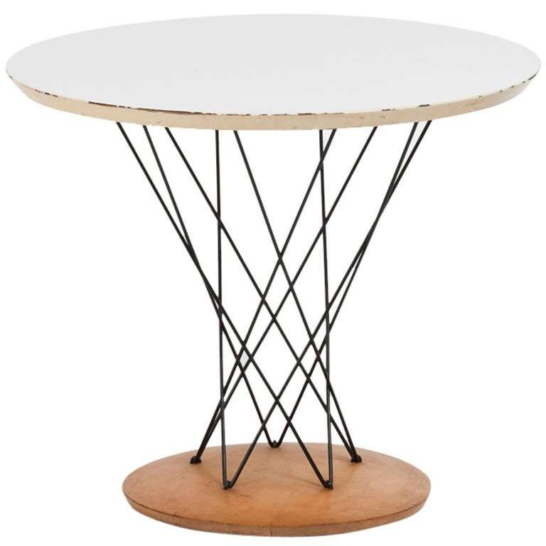 Isamu Noguchi Knoll Cyclone Side Table Stdibs