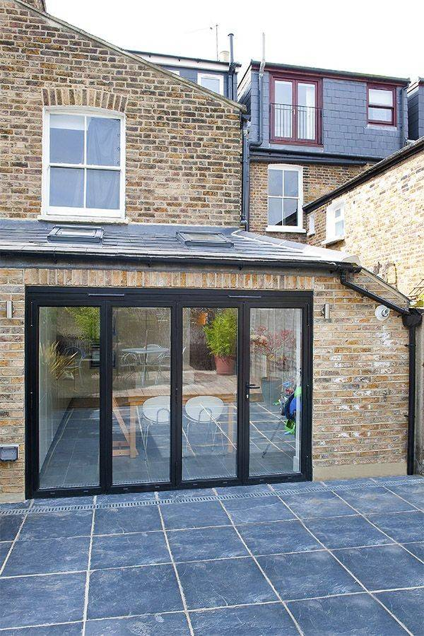 Islington Side Extension Kitchen Victorian Terraced House