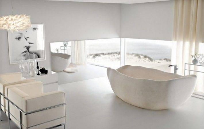 Italian Bathroom Design Stone